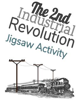 2nd Industrial Revolution Jigsaw Activity