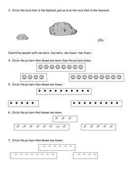 2nd Quarter Math Assessment