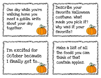 2nd Quarter Writing Center Task Cards