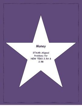 2nd STAAR Prep Money New TEKS 2.5A & 2.5B