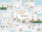 Third Grade Language Arts Interactive Set