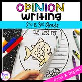 Opinion Writing Interactive Journal W.2.1 W.3.1