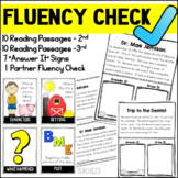 Fluency Check Reading Comprehension Third Second Grade