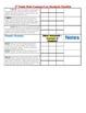 2nd grade Common Core Math checklist/Assessment Tracker