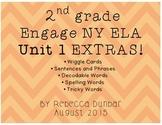 2nd grade Engage NY ELA Unit 1 Extras