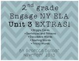 2nd grade Engage NY ELA Unit 3 Extras