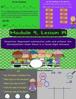 2nd grade Eureka Math, Module 4 Lessons 1-31