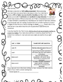 2nd grade Fountas and Pinnell Parent Letter