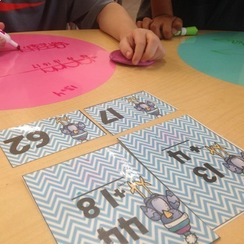 2nd grade Math Centers for the Entire Year  {65+ Centers}