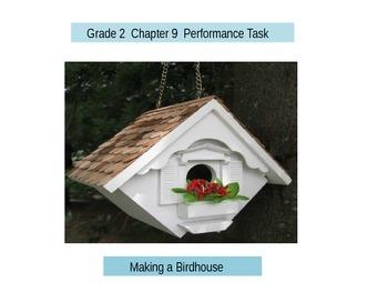 2nd grade  Chp 9 Math Performance task