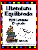 2nd grade Houghton Mifflin Theme 1-Balanced Literacy in Spanish