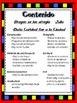 2nd grade Houghton Mifflin Theme 1-Balanced Literacy in Spanish