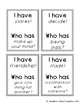 "2nd grade ""I have Who has"" vocab game (Reading Wonders- Un"