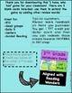 """2nd grade """"I have Who has"""" vocab game (Reading Wonders- Unit 3 Week 4)"""