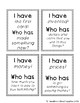 """2nd grade """"I have Who has"""" vocabulary game (Reading Wonders- Unit 6 Week 4)"""