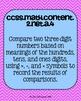 2nd grade Math Common Core Standards Posters BUNDLE