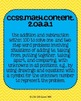 2nd grade Math Common Core Standards Posters Operations an
