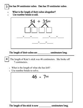 2nd grade Math Module 2 Practice