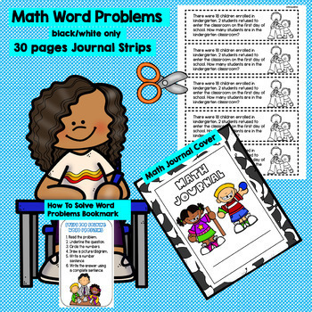 SEPTEMBER - 2nd grade Math Word Problems IN ENGLISH - CCSS 2.0A.1