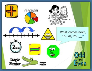 2nd grade Mental Math PowerPoint Bundle