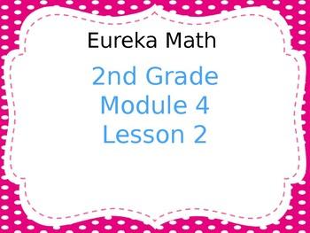 2nd grade Module 4 Lesson 2