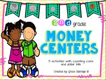 2nd grade Money Centers