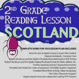2nd grade Reading Lesson Scotland