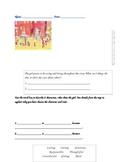 2nd grade Readygen Unit 2 Module A Lesson 5 Reading Response