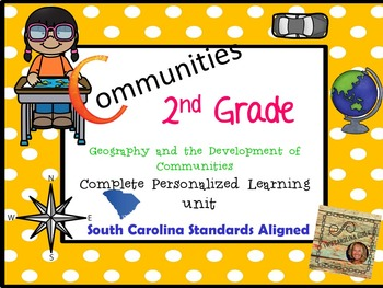 2nd grade Social Studies Personalized Learning Communities Unit