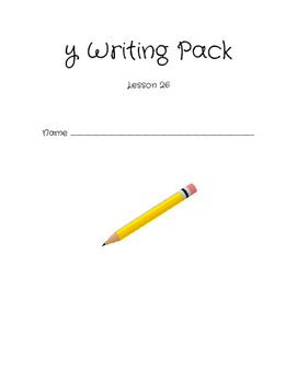 2nd grade Storytown Writing Lesson 26-29