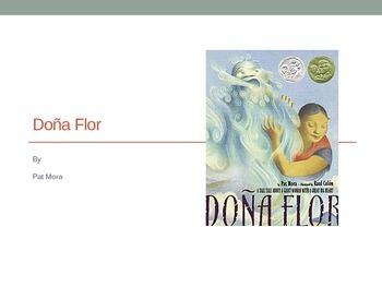 2nd grade Treasures Story: Doña Flor by Pat Mora