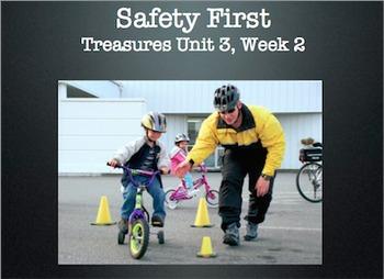 2nd grade Treasures U3W2 Officer Buckle Power Point