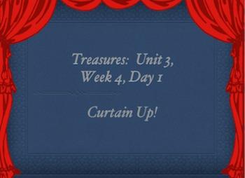 2nd grade Treasures U3W4 Alvin Alley Power Points