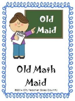 2nd grade math game - Old Maid - place value, base ten, expanded, written, etc