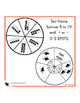2nd grade numeracy - 40 different spinners