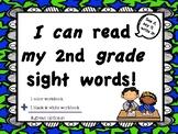 2nd grade Sight Words Workbook