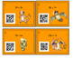 2x1, 3x1, and 4x1 Multiplication QR Code Task Cards (Pokemon)