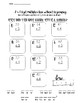 2x1 Digit Multiplication Practice without Regrouping