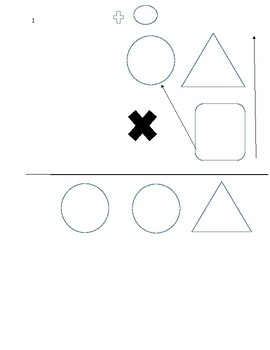 2x1 graphic organizer