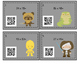 2x2 Multiplication QR Code Task Cards (Star Wars Themed)