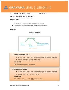 3.10- Participles