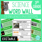 Species: 3rd Grade Science Word Wall
