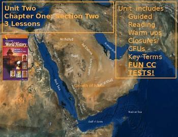 Growth of Islam 3.2.1-3