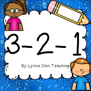 3-2-1 Graphic Organizer