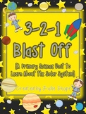 3-2-1 Blast Off {A Primary Science Unit to Learn About the Solar System}