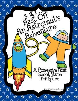 3, 2, 1 Blastoff:  An Astronaut's Adventure