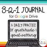 3-2-1 Journal: A Daily Practice of Gratitude and Goal-Setting for GOOGLE Drive