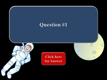 3 2 1 Liftoff Interactive PowerPoint Game Template