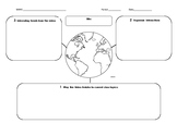 3-2-1 Nature Video Response Sheet