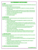 3-2-1 Paragraph Writing Rubric